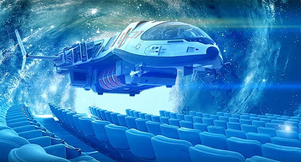 В Киеве появится интерактивный научно-развлекательный комплекс.Вокруг Света. Украина