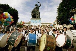 Oktoberfest: истинно немецкая традиция