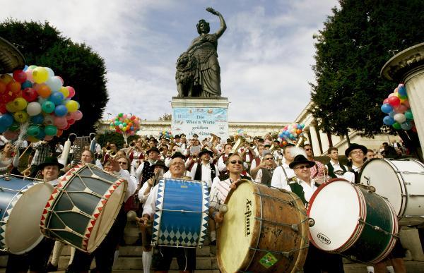 Oktoberfest: истинно немецкая традиция.Вокруг Света. Украина