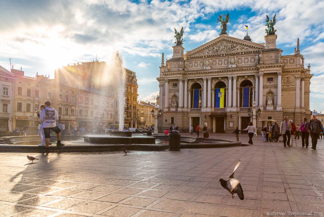 5 лучших достопримечательностей Львовской области.Вокруг Света. Украина