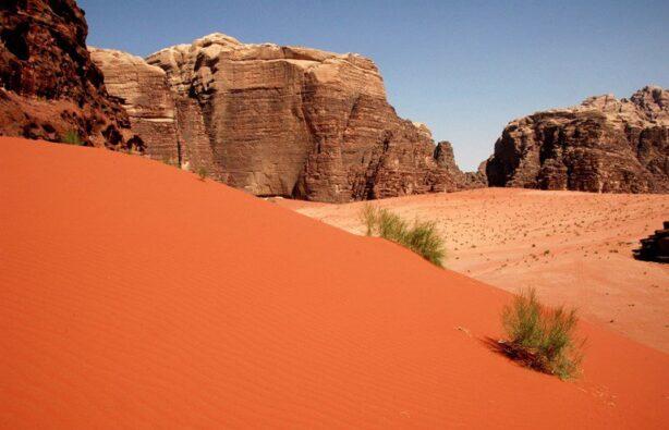 Пустыня Ради Рам