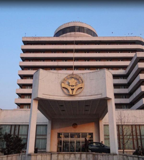Какой он – 6-звездочный отель в Северной Корее.Вокруг Света. Украина