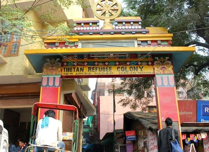 Маджну Ка Тилла – маленький Тибет в сердце Индии.Вокруг Света. Украина