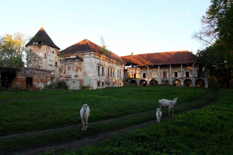 Львовские замки, которые не показывают туристам.Вокруг Света. Украина