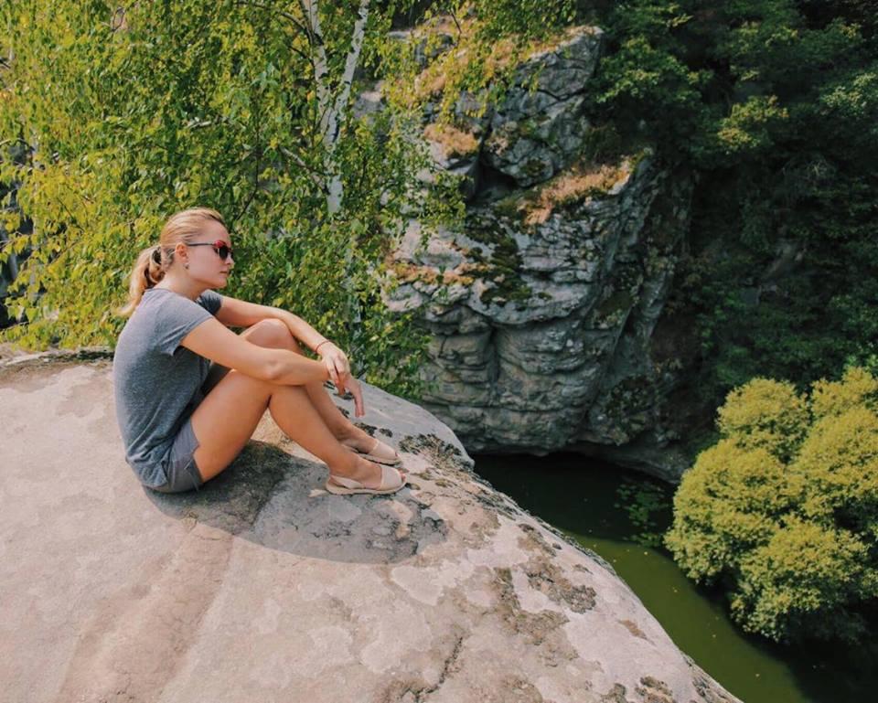 Неизведанная Украина. Часть 2: Букский каньон.Вокруг Света. Украина
