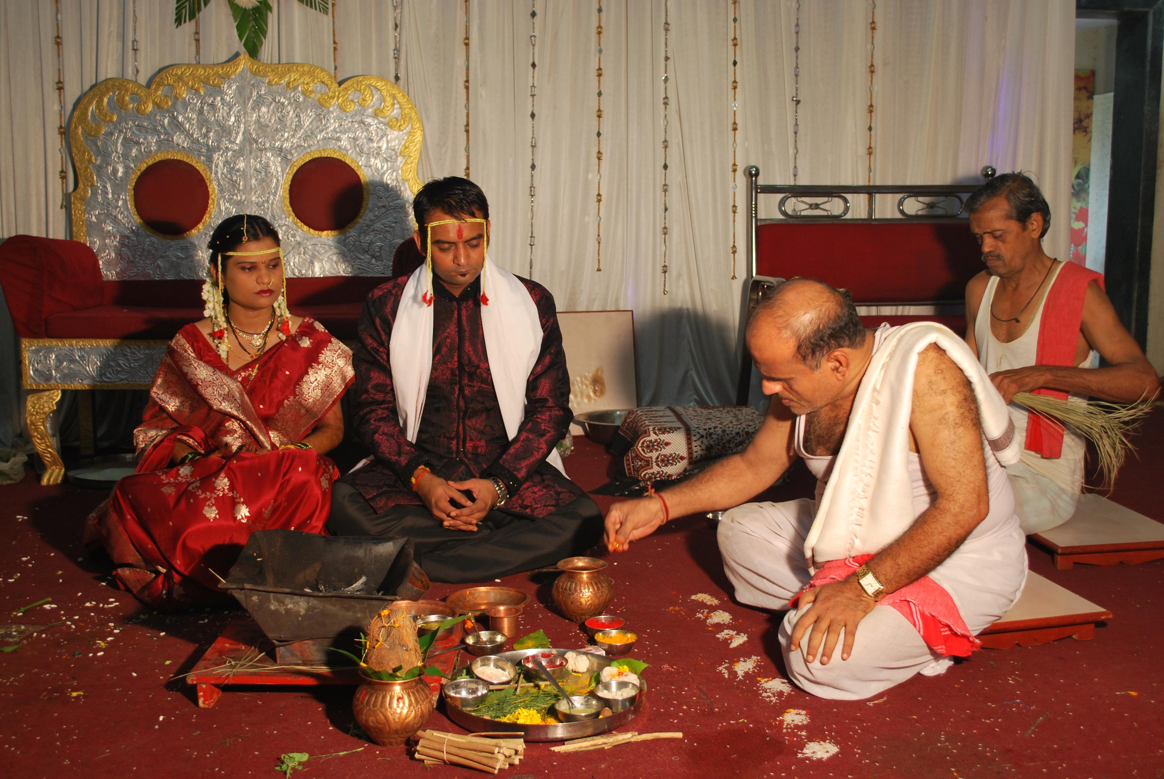Крепкие узы индийских браков.Вокруг Света. Украина