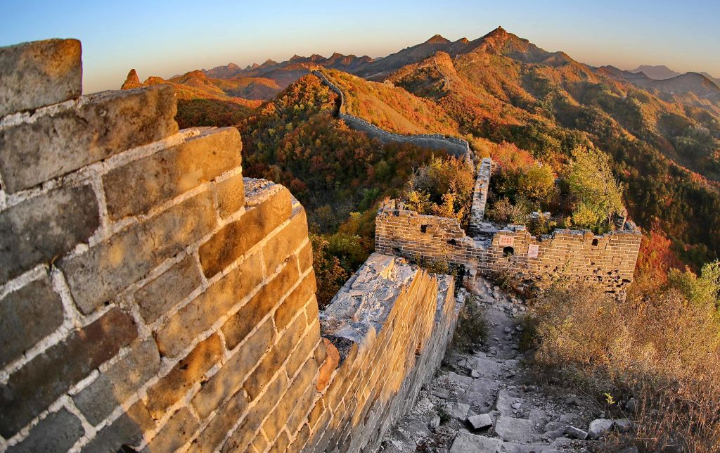 С миру по нитке на ремонт Великой Китайской стены