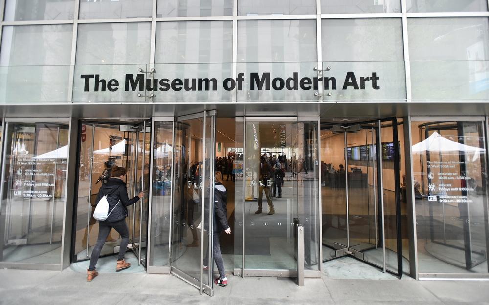 5 выставок этой осени в Нью-Йорке