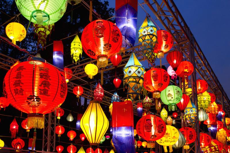 В Азии празднуют фестиваль середины осени.Вокруг Света. Украина