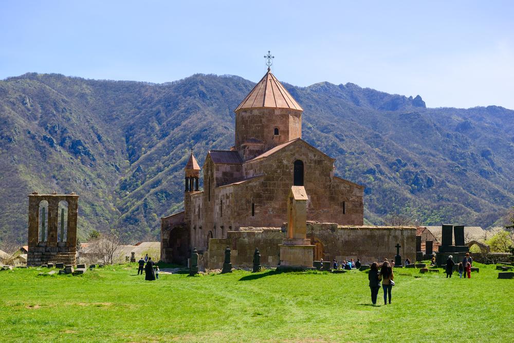 День Независимости в Армении