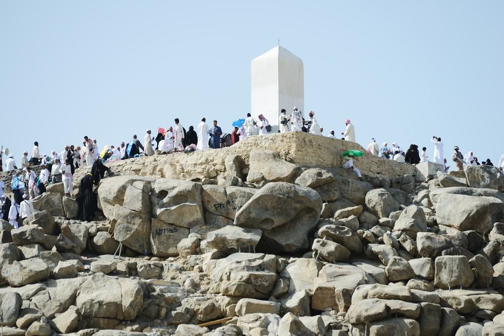 День Арафат в исламском мире
