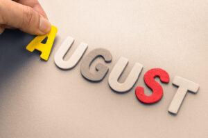 10 самых читаемых новостей августа