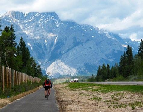 The Great Trail: Великий канадский путь.Вокруг Света. Украина