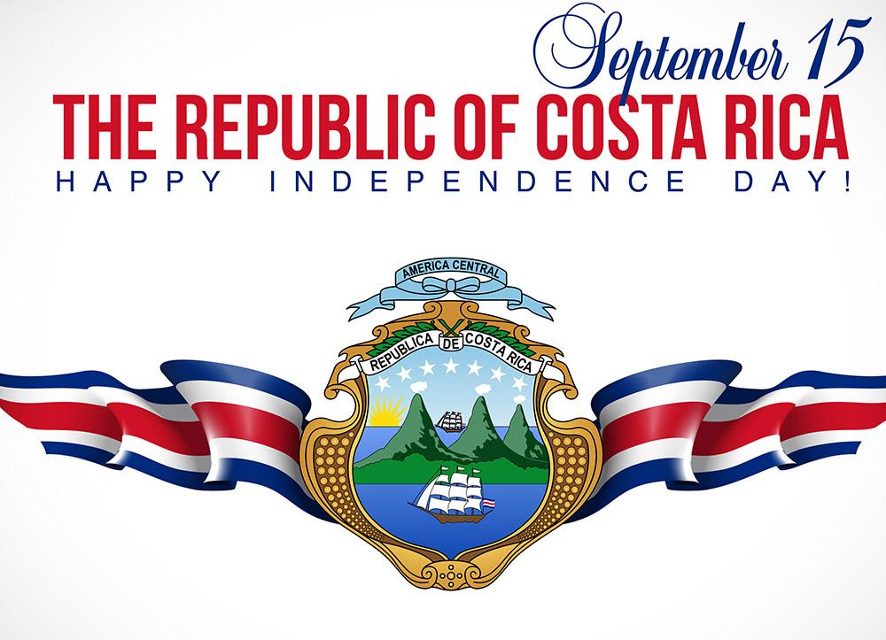 День независимости в Коста-Рике