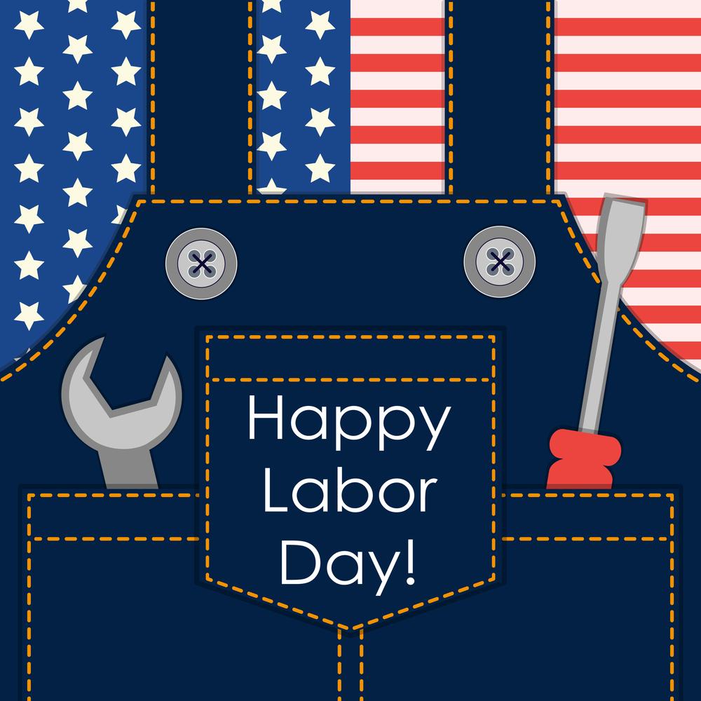 День труда в США и Канаде