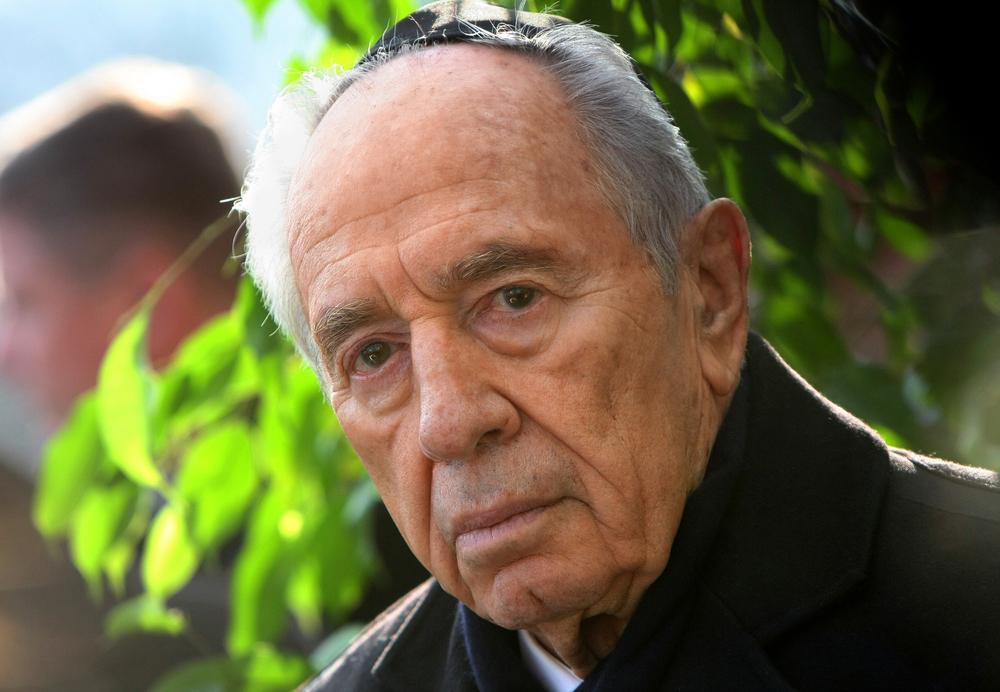 Шимон Перес: отец израильского народа