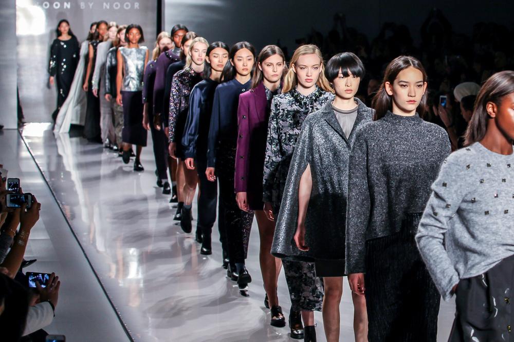 Событие сентября: Недели моды «Большой четверки».Вокруг Света. Украина