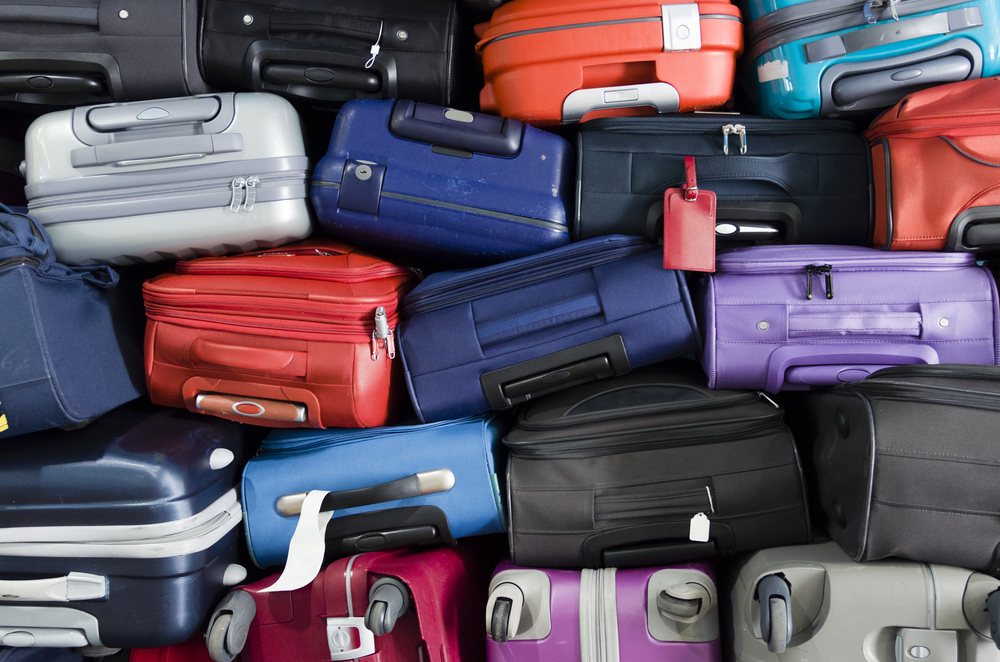 Багаж в самолете: что и как перевозить (инфографика).Вокруг Света. Украина