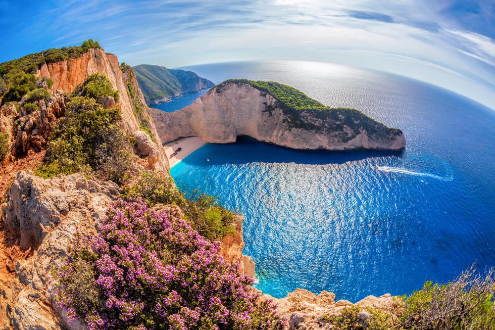 8 греческих островов, о которых вы не слышали.Вокруг Света. Украина