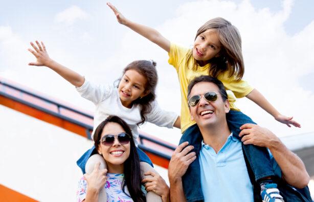 Где провести идеальный семейный отпуск в Европе