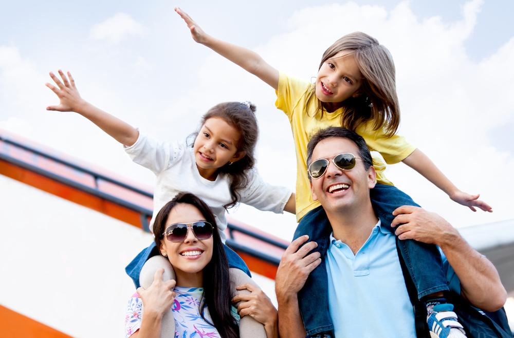 Где провести идеальный семейный отпуск в Европе.Вокруг Света. Украина