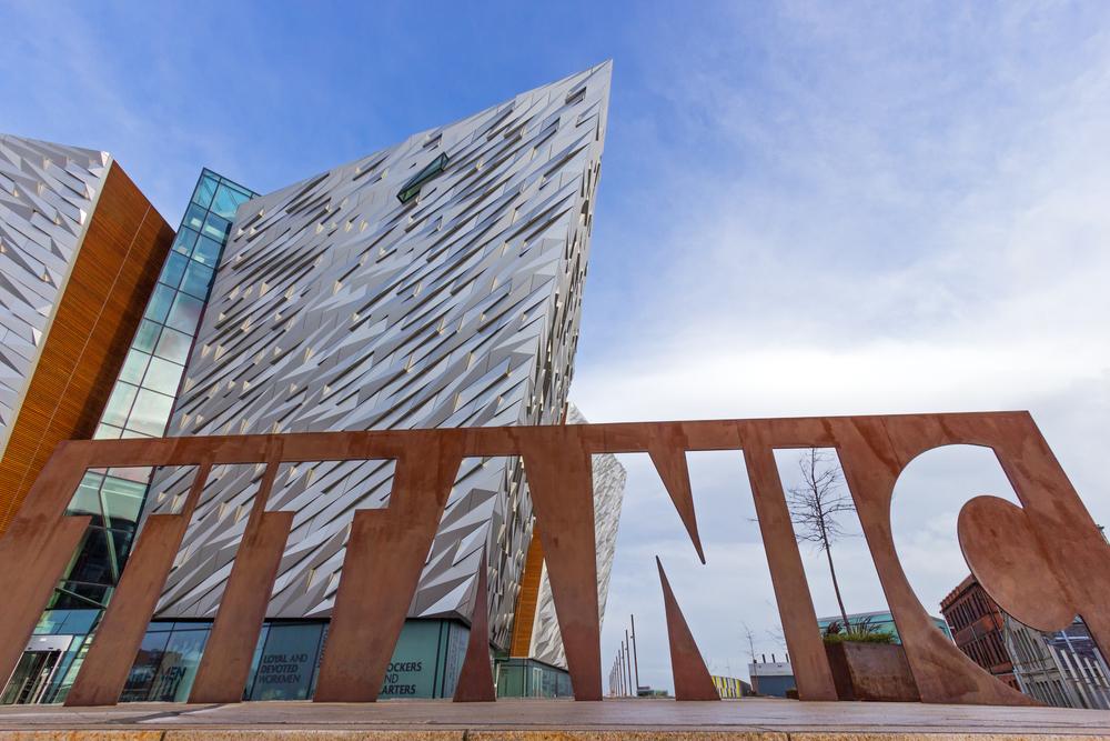 Титаник-Белфаст признан лучшей достопримечательностью Европы.Вокруг Света. Украина