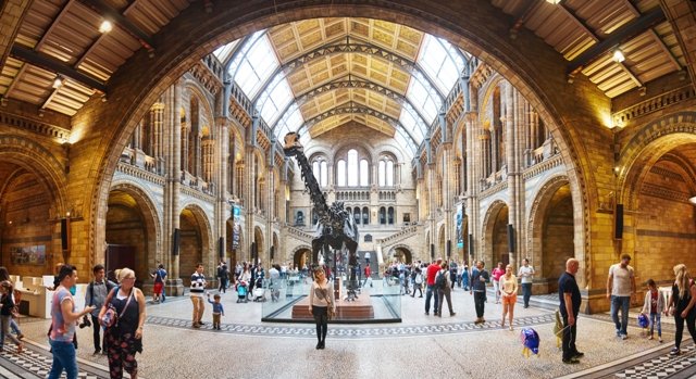 Лондон, музей