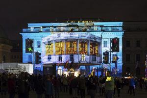 Украина заняла первое место на Фестивале света в Берлине