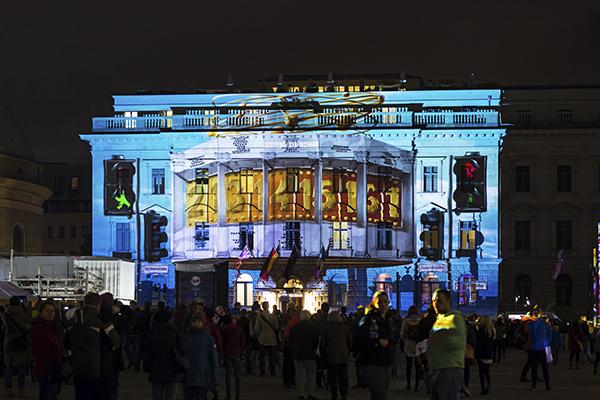 Украина заняла первое место на Фестивале света в Берлине.Вокруг Света. Украина