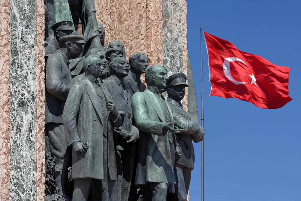 День Республики в Турции