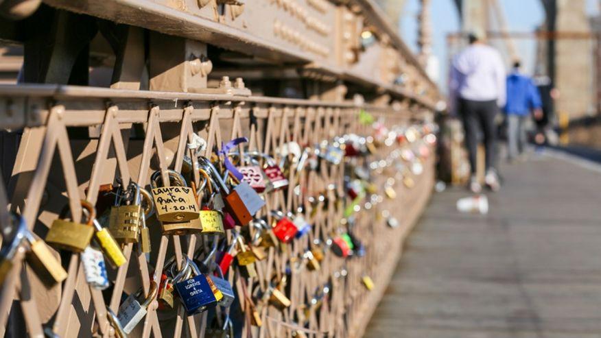 В Нью-Йорке начнут штрафовать за любовь.Вокруг Света. Украина