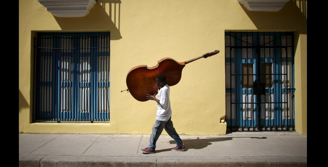 Музыкальные будни на Кубе