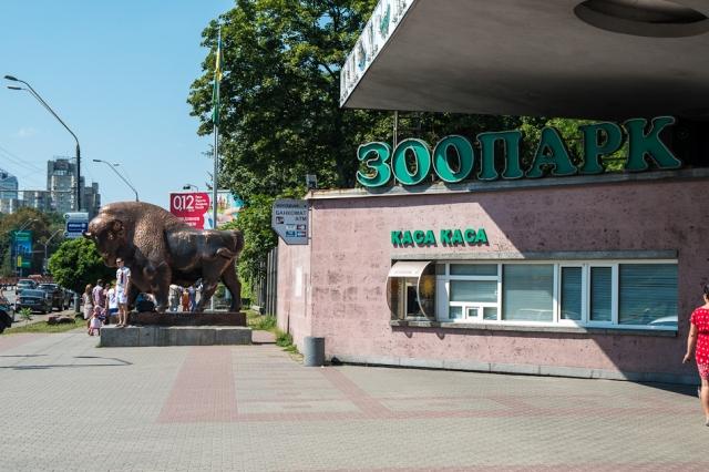 Киевский зоопарк возвращается в европейскую ассоциацию.Вокруг Света. Украина