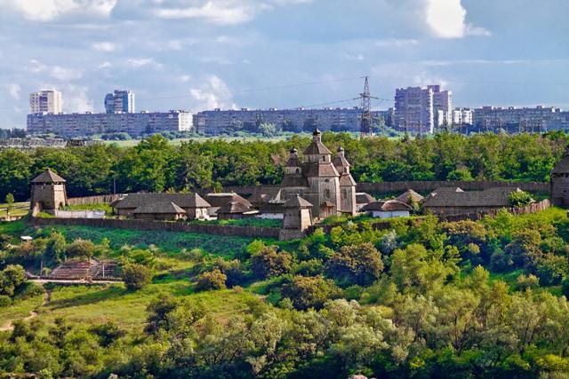 5 лучших достопримечательностей Запорожской области.Вокруг Света. Украина