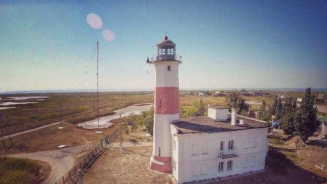Бердянск, маяк