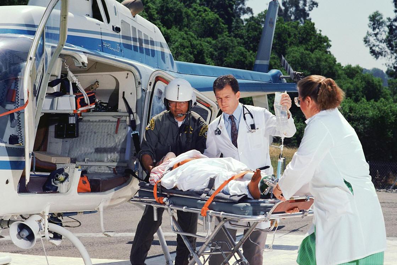 the history behind airmedical evacuation