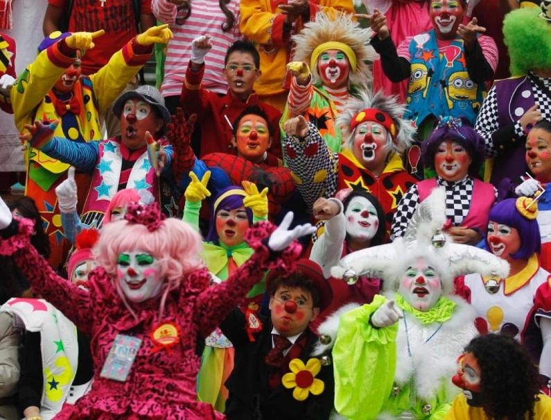 Конвенция клоунов Латинской Америки