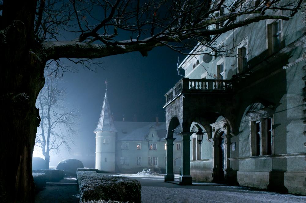 Замки с привидениями и их истории