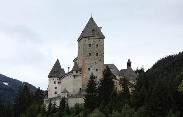 Замок, Австрия