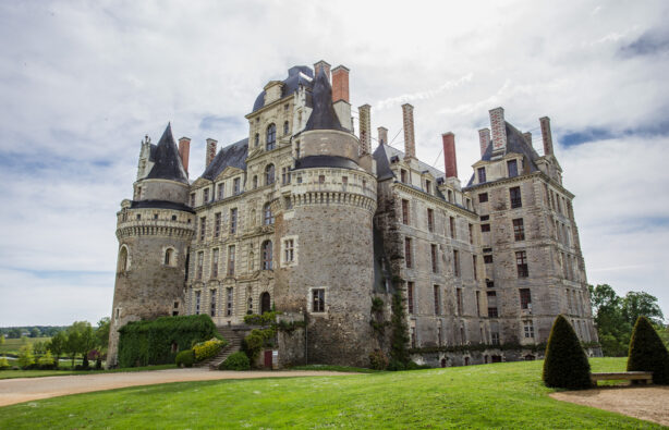Замок, Франция