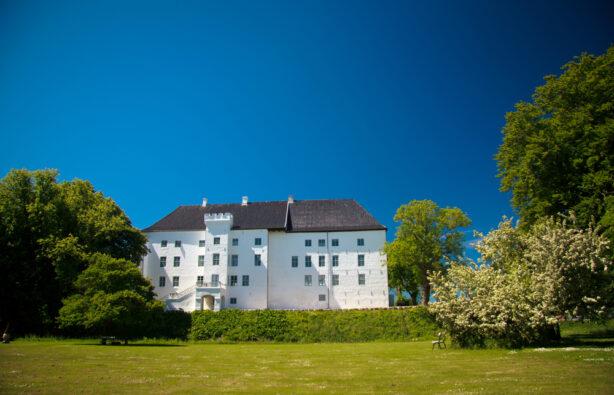 Замок, Дания