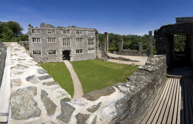 Замок, Англия