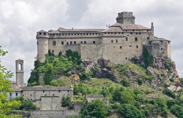 Замок, Италия