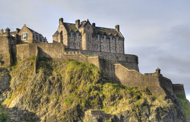 Замок, Шотландия