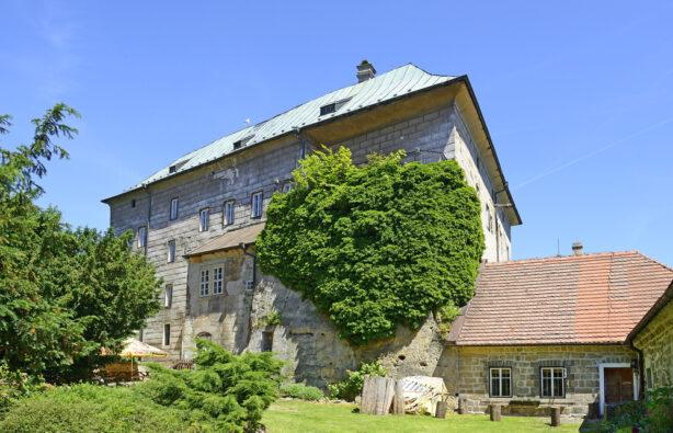 Замок, Чехия