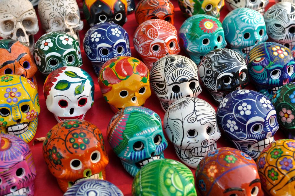 День мертвых – не Хэллоуин по-мексикански.Вокруг Света. Украина