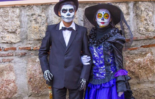 День мертвых, Мексика