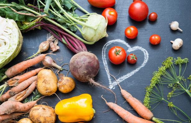 Еда, вегетарианство