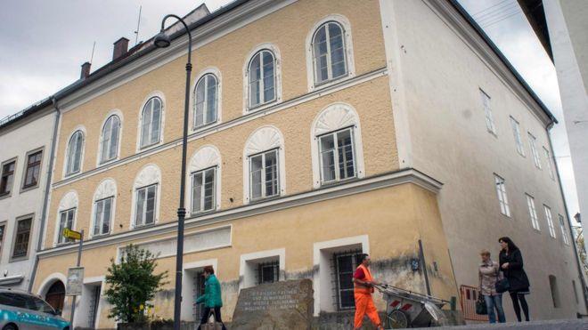 Дом, где родился Гитлер, будет разрушен.Вокруг Света. Украина