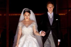 Албанский принц женился на актрисе